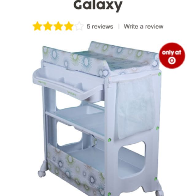Childcare Palma baby bath and changetable combo