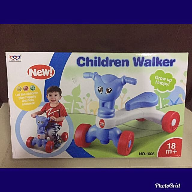 Children Walker (Toy Ride)