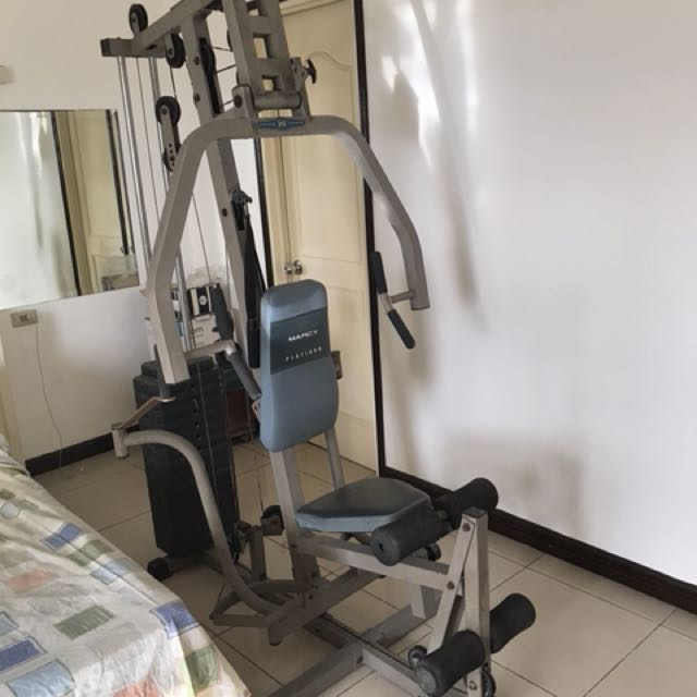 Complete Exercise Machine