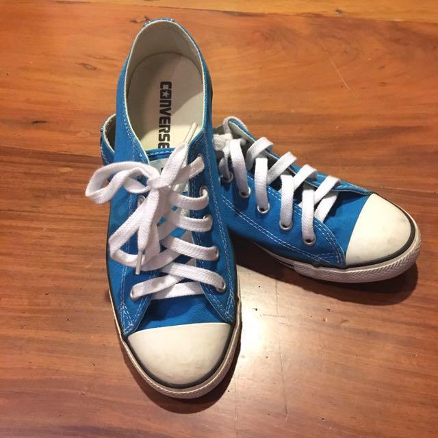 Converse Chucks Slim Blue (W7)