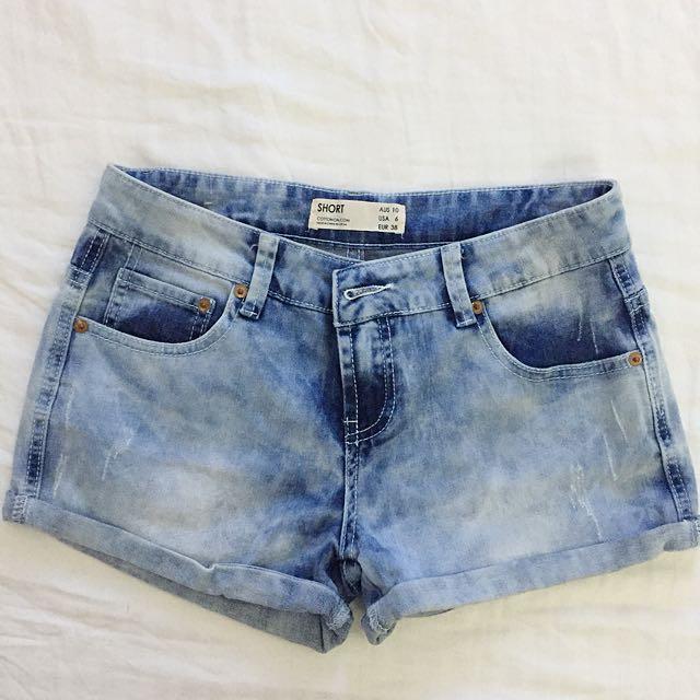 Cotton on Short Jeans Pant