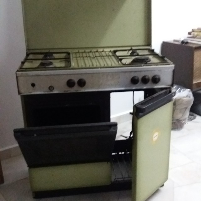Dapur Set Oven Gas Kitchen Appliances On Carousell