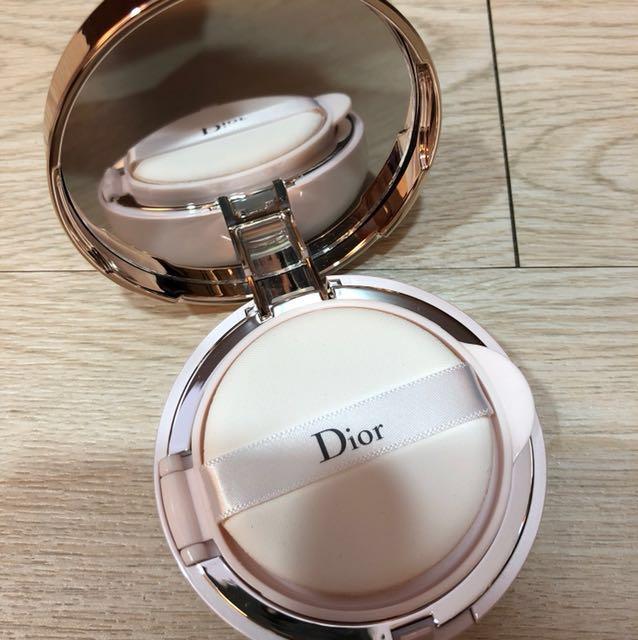 正貨Dior 迪奧夢幻美肌氣墊粉餅15g#010