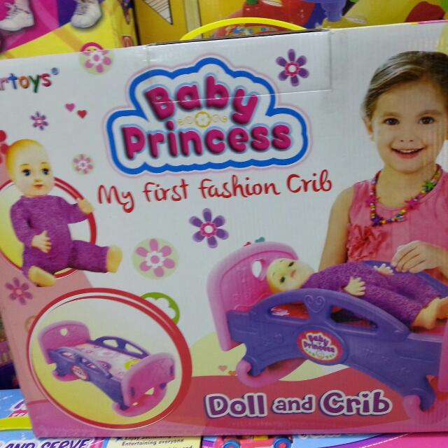 Doll And Crib Toys