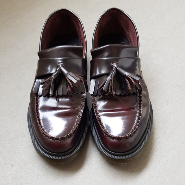 43994257a06 Dr Martens Adrian Tassel Loafers