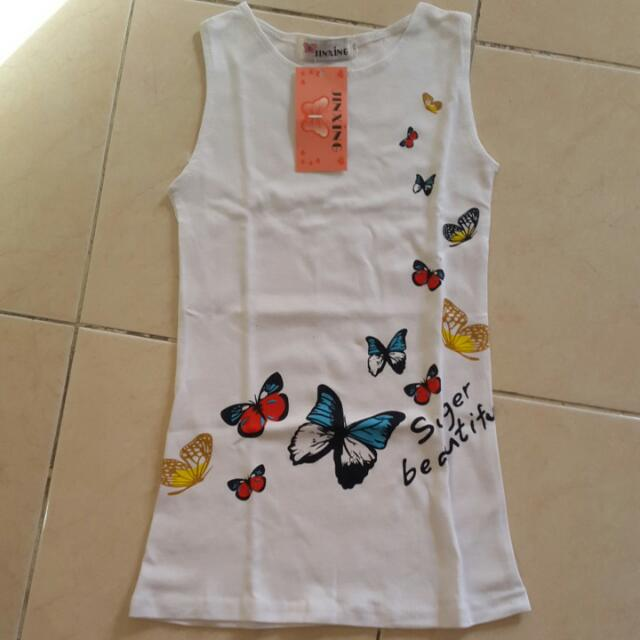 Dress Butterfly Import