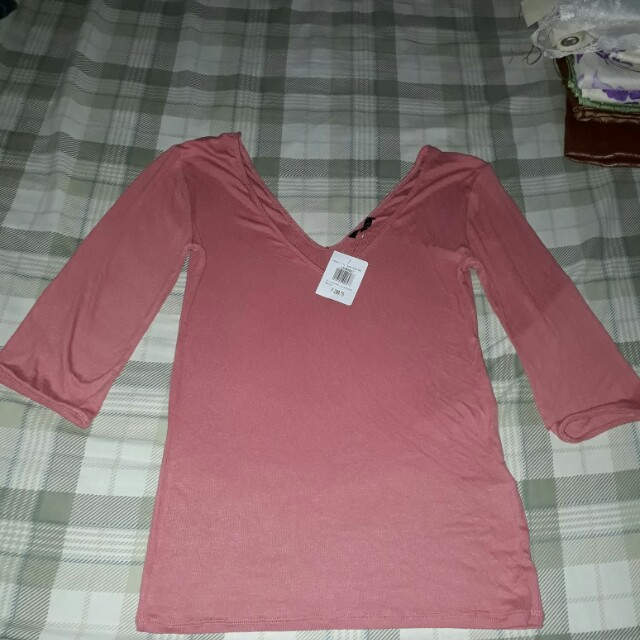 Express 3/4 Blouse