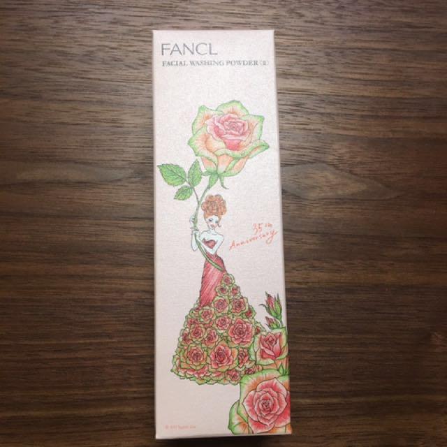 Fancl 芳珂 50g 洗顏粉 專櫃正貨 日本購入 聖誕節限定包裝