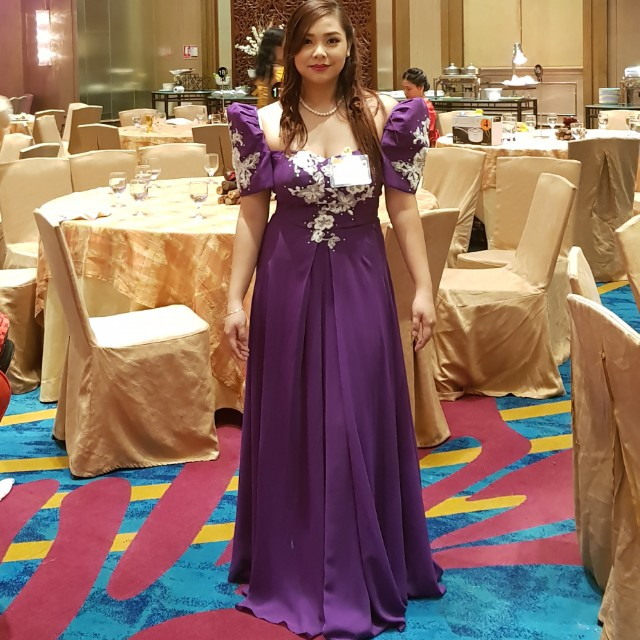 Filipiniana Gowns