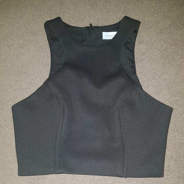 FINDERS KEEPERS SIZE XS TOP