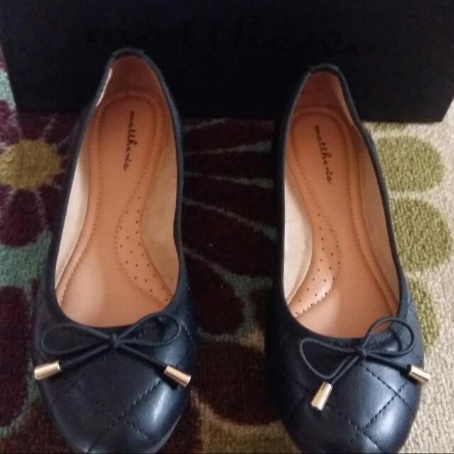 Flat Shoes(Brand:Matthews) Size:7