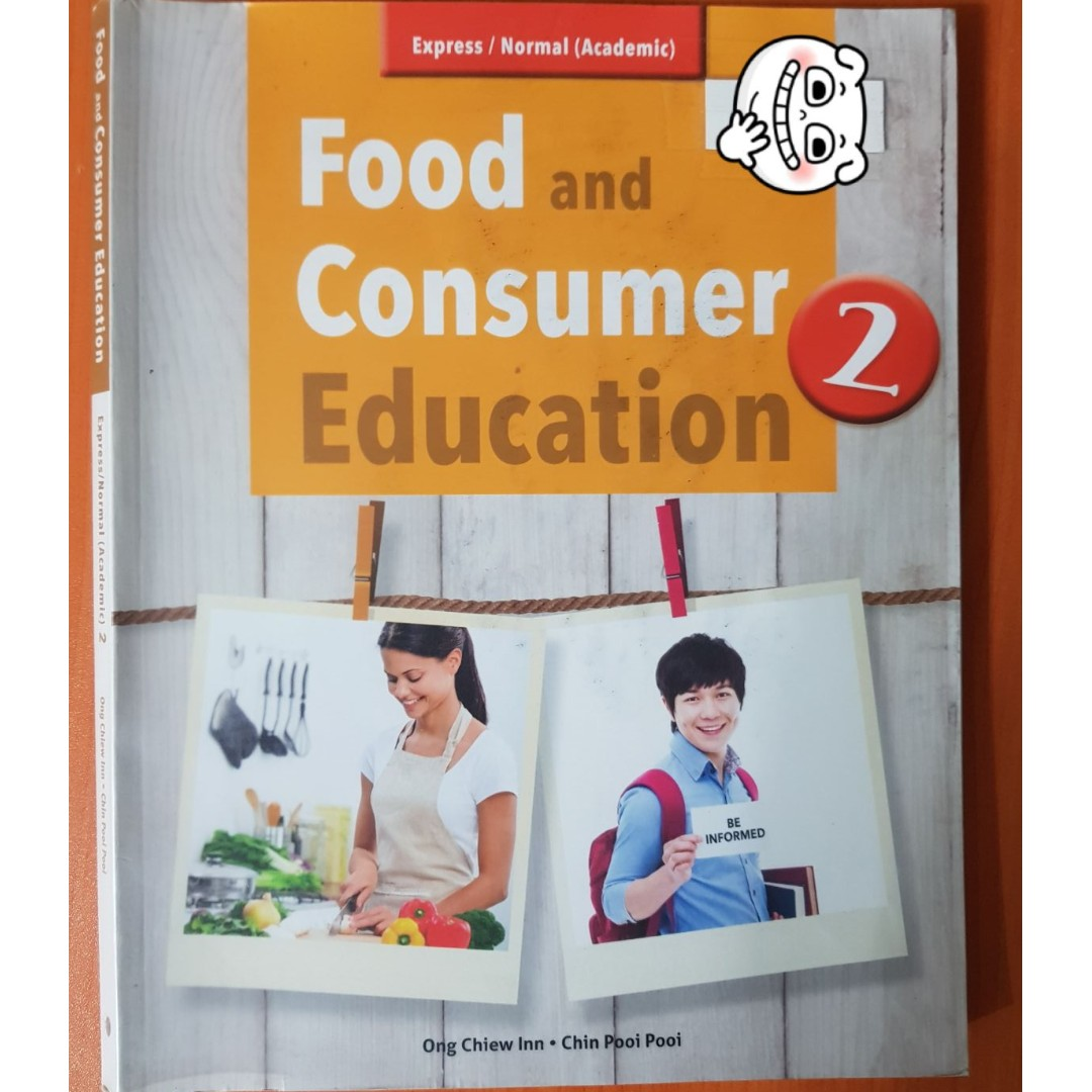 Food and consumer education secondary 2 textbooks on carousell photo photo photo fandeluxe Gallery