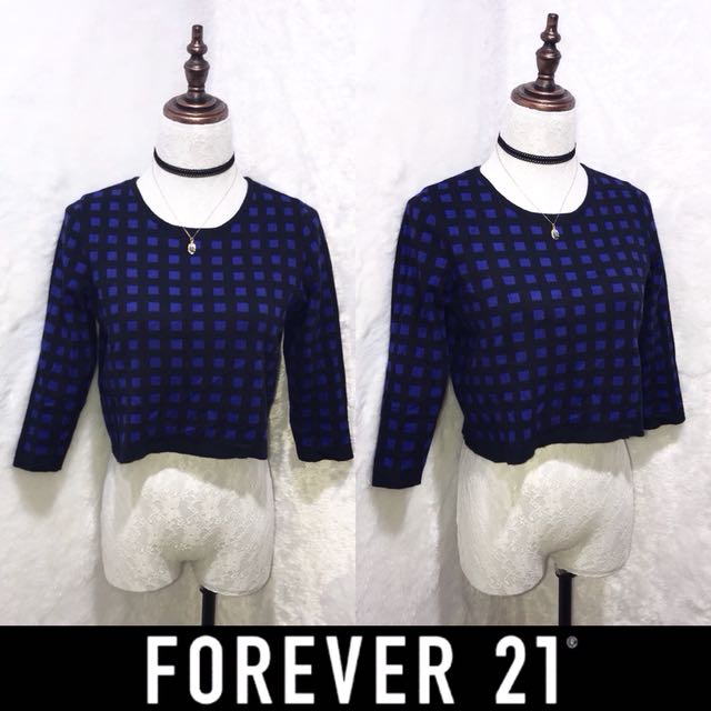 Forever21 Croptop Blouse FC23