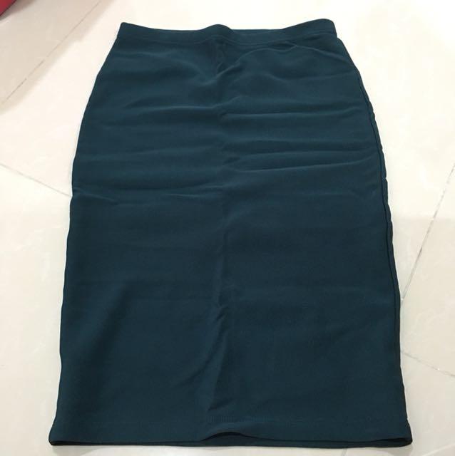 Forever 21 - Midi Skirt