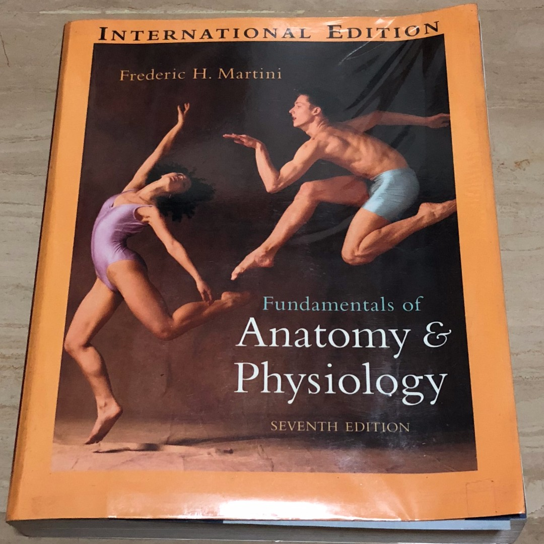 Fundamentals of Anatomy & Physiology (7th Edition), Textbooks on ...