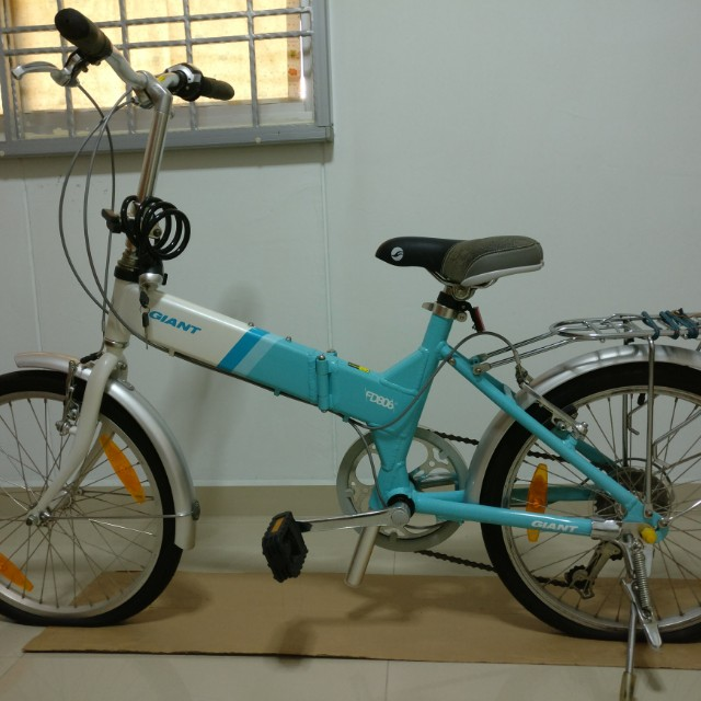 GIANT Foldable Bike