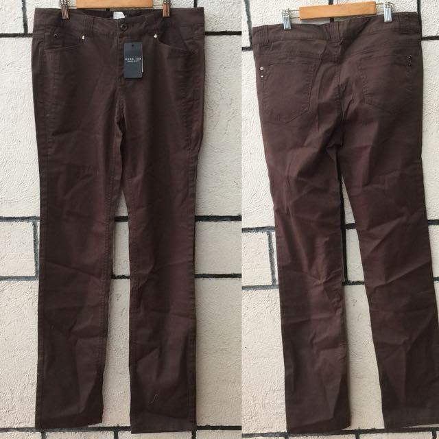 Hang Ten Brown Pants