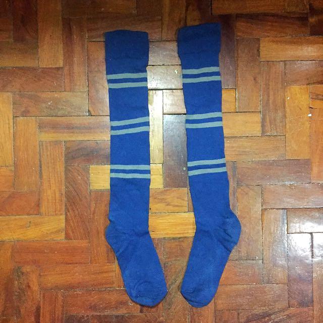 Harry Potter Ravenclaw Long Socks