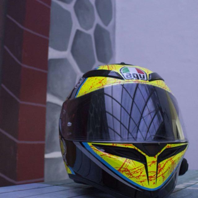 Helm AGV K3SV Bulega