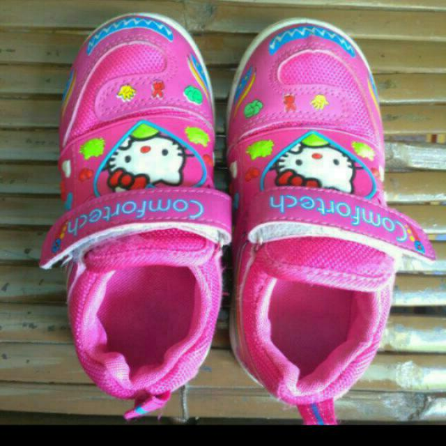 HK Ppink Shoes
