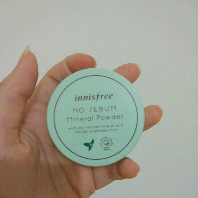 Innisfree No Sebum