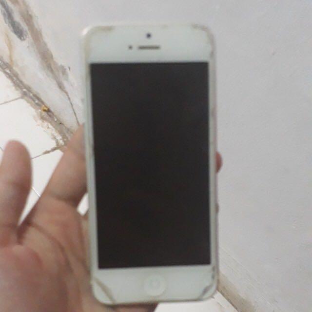 IPHONE 5 SECOND BEKAS