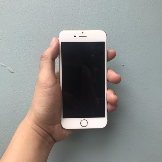 iphone 6s 64gb COMPLETE all originals NTC Approved