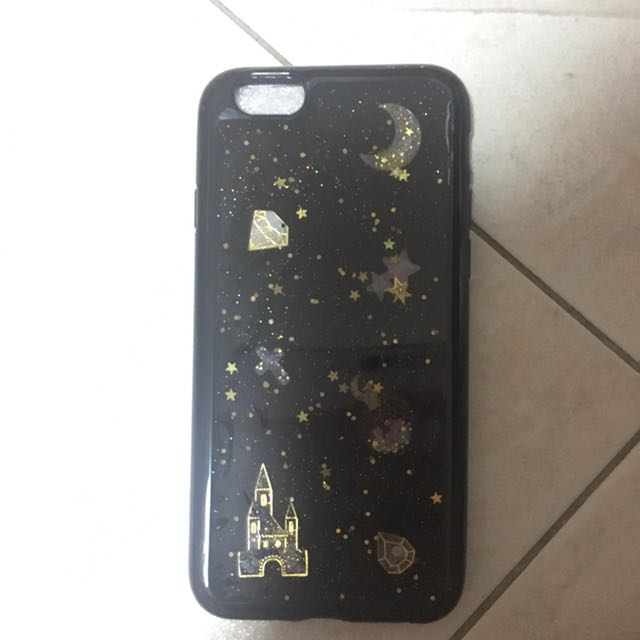 official photos ace5e 9dd83 iPhone 6S Space Glitter Case