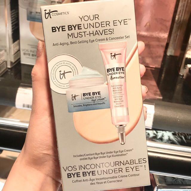 IT Cosmetics Bye Bye Under Eye Set