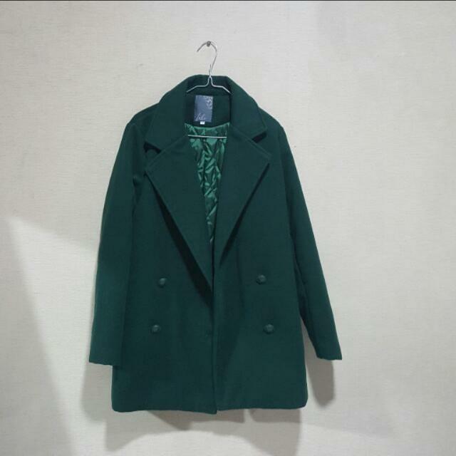 Jaket winter coat Lily size M