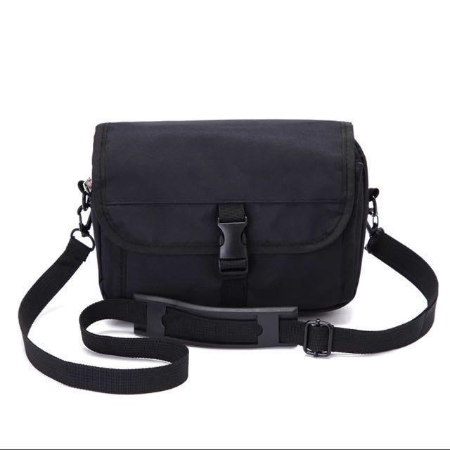 Japanese Oxford Sling Bag