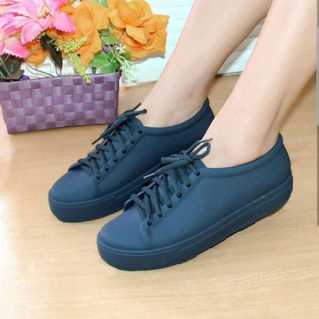Jelly Shoes Navy