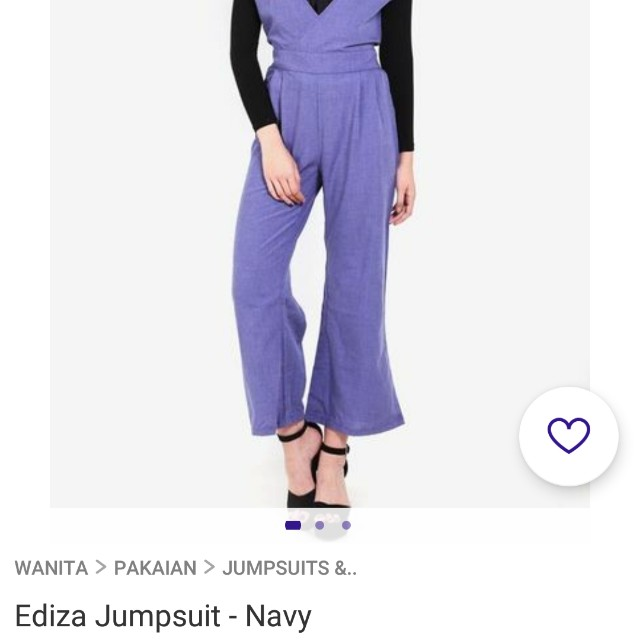 Jumpsuit covering story