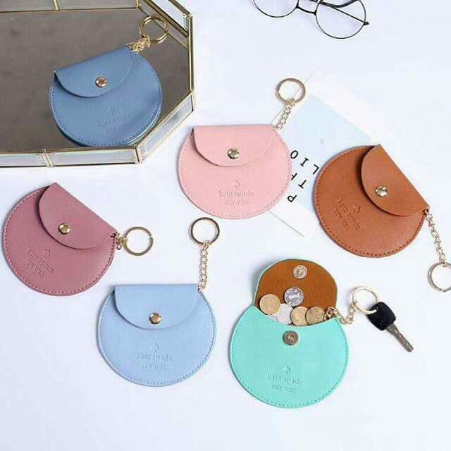 Kate Spade Coin Purse (Button)