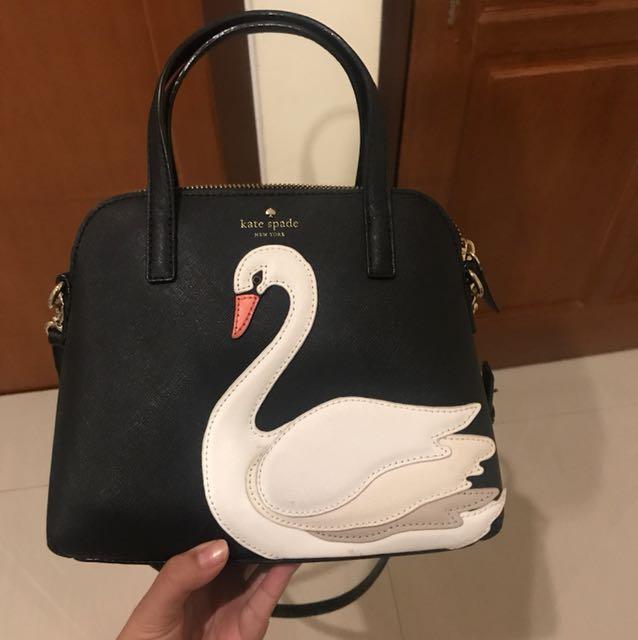 Kate spade Swan Bag