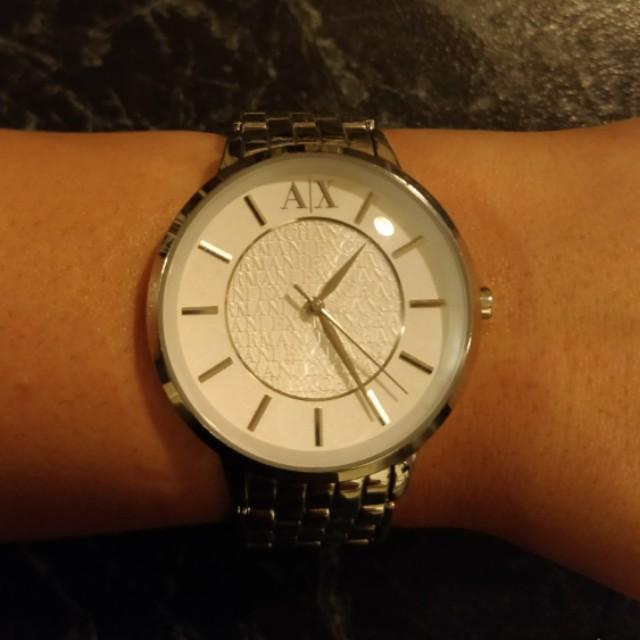 Ladies Armani Exchange   AX Watch