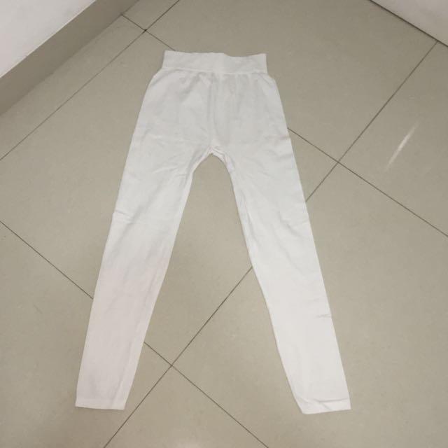 Legging Putih
