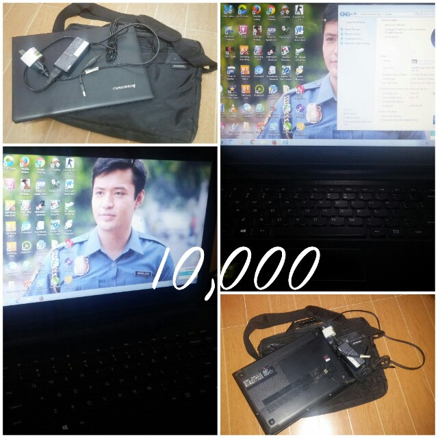 Lenovo G400s Touch