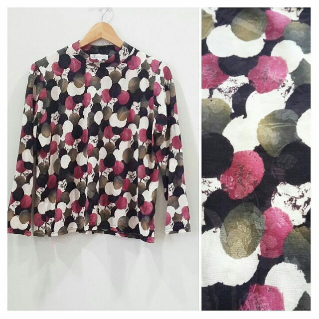 Long sleeve motif