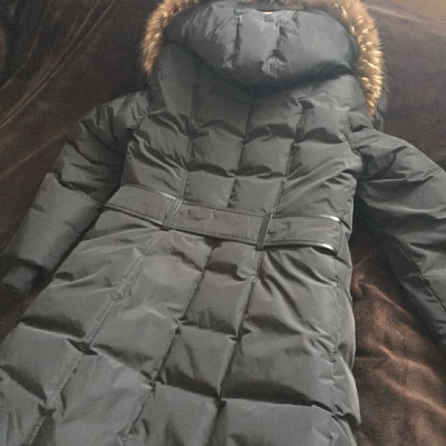 Mackage 10/10 condition winter long jacket