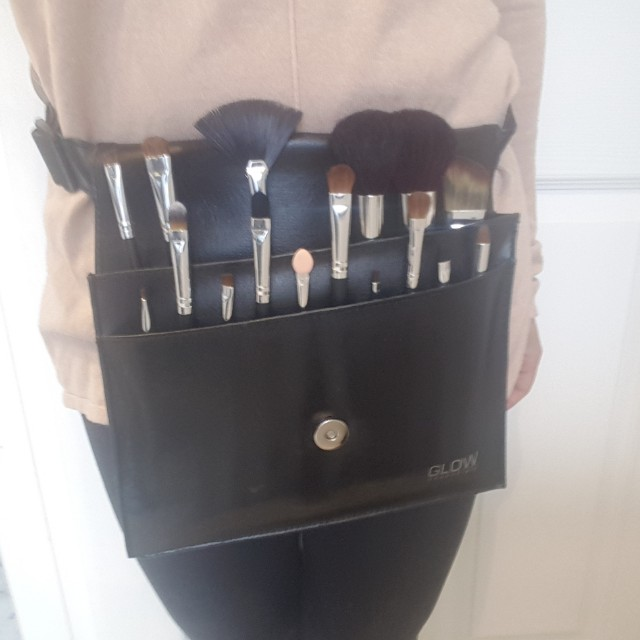 Makeup Brushes Belt