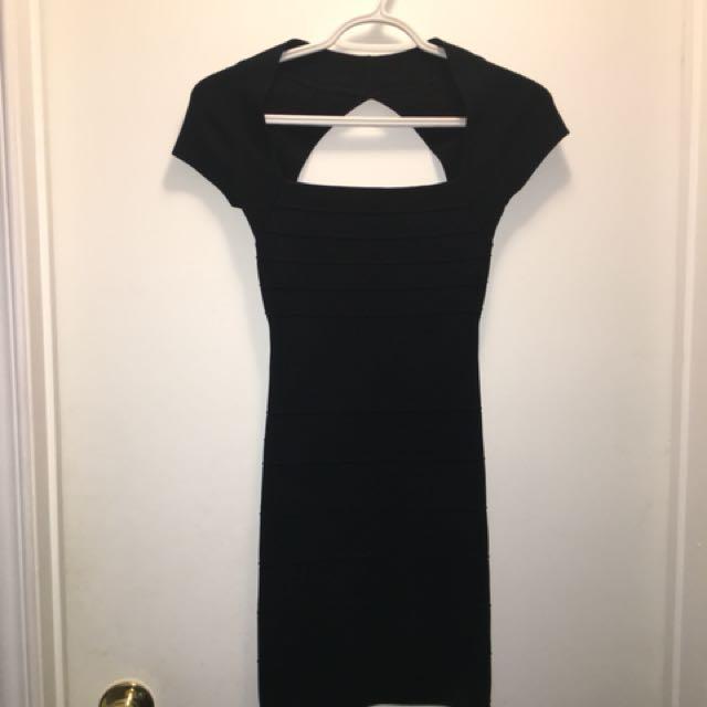 Marciano Bandage Style Dress