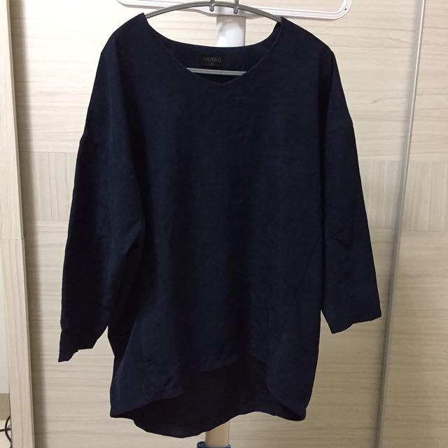Meierq 設計剪裁感上衣