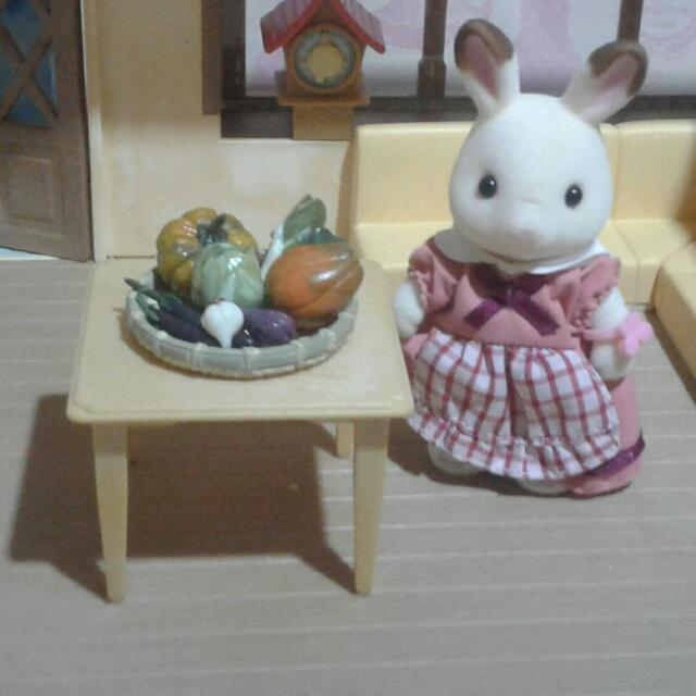 Minis Vegetables (Clay Handmade)