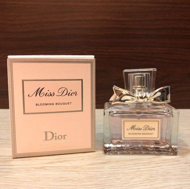 瘋狂促銷中錯過等明年*正品迪奧miss dior 花漾迪奧女性淡香水30ml 聖誕節禮物