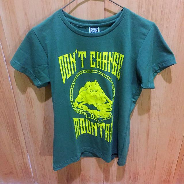 Mountaineer Shirt