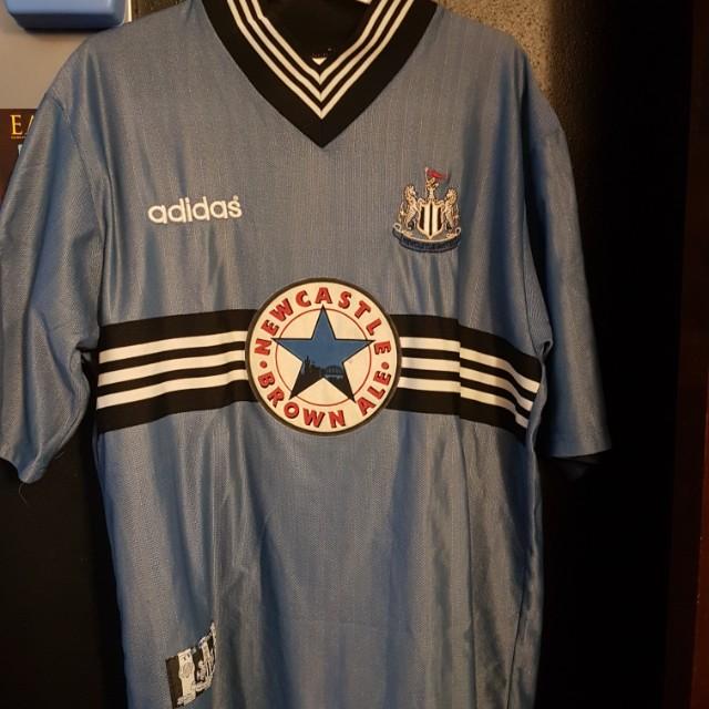 new arrivals c97d8 6a840 Newcastle united retro jersey
