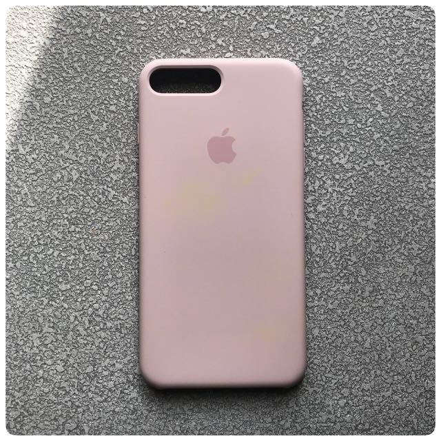 ORI Apple Soft Pink Case