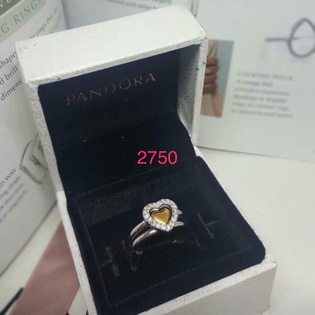 Pandora Jewelries Set