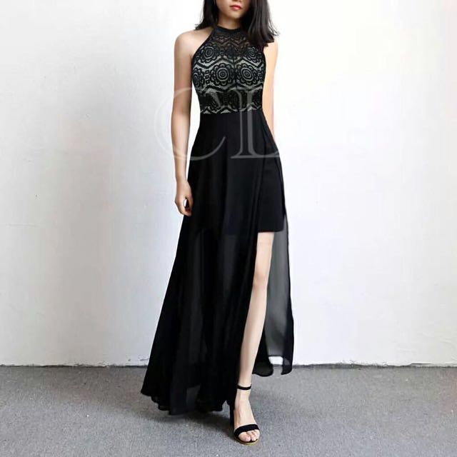 Papilon Lace Dress